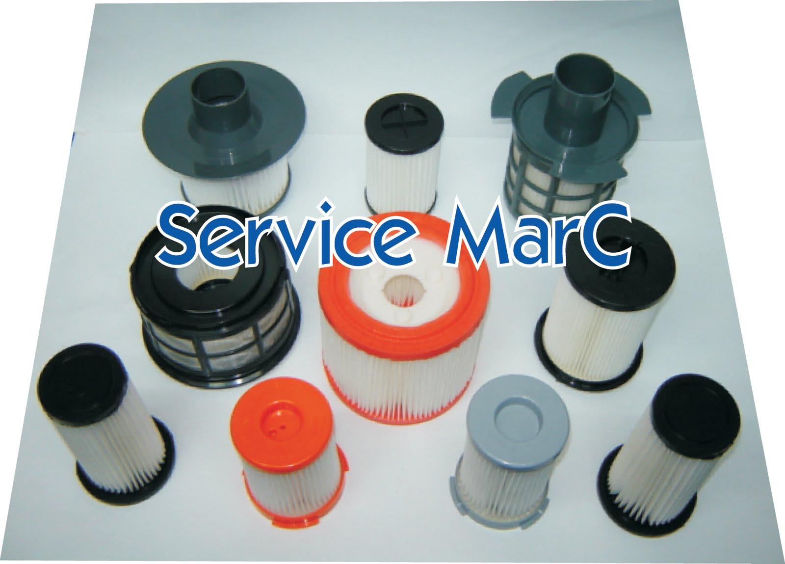 Service marc repuestos filtro hepa de aspiradora for Aspiradora con filtro hepa