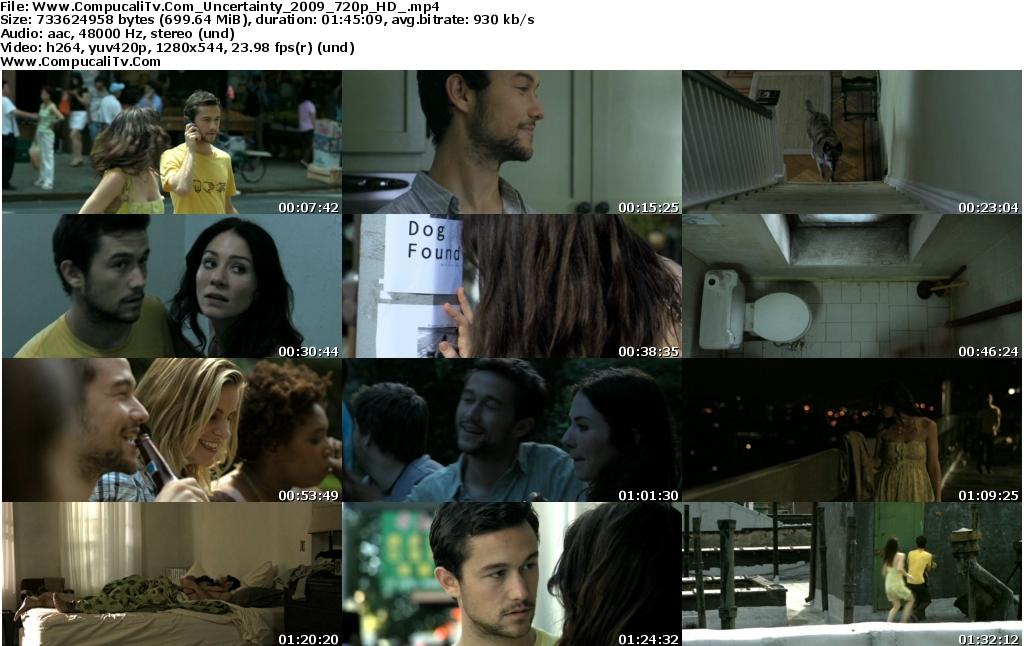 Uncertainty BRRip [720p HD] Subtitulos Español Latino [Descargar]