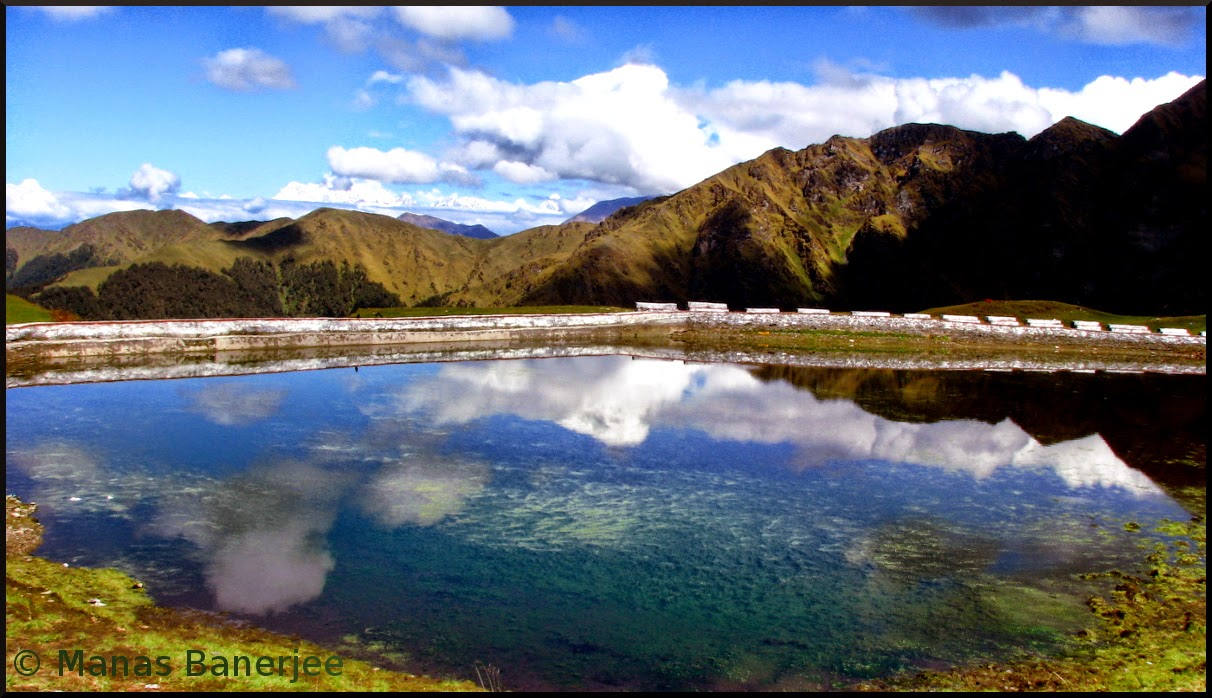 Bedini Kund - the unsung mini Himalayan Lake
