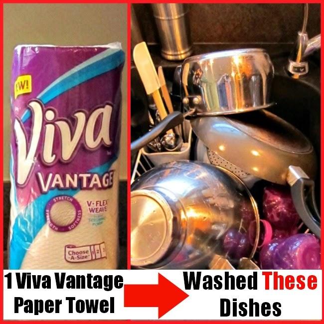 Paper Towel Challenge