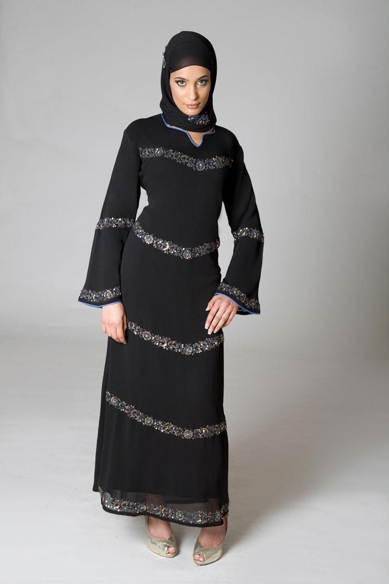 New Arabic Abaya Styles Fashion World