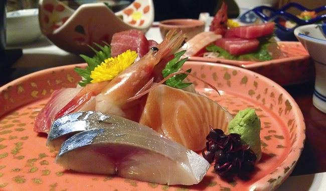 Sashimi (刺身) Irisan Ikan mentah ditambah Cuka - Info terbaru hari ini