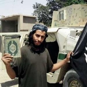 Abdelhamid Abaaoud, 28, suposto mentor dos atentados na França