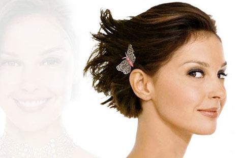 10 Весільні зачіски на коротке волосся