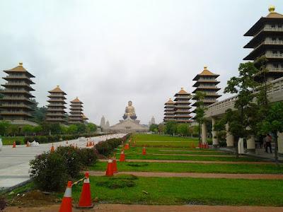 Fo Guang Shan Memorial Center Complex Kaohsiung Taiwan