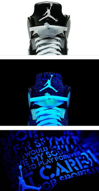 Doernbecher 5 Glow In The Dark On Feet THE SNEAKER ADD...