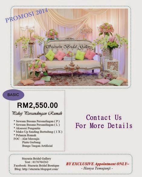 Cara Melangsungkan Perkahwinan Dengan Budget RM50 000