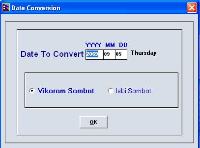 Download Nepali Date Converter