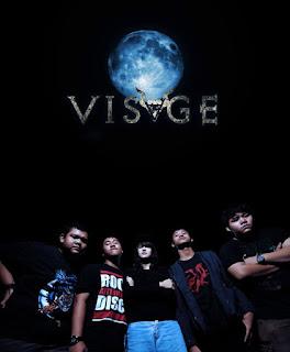 Visage Band Metalcore Surabaya Indonesia Foto Wallpaper
