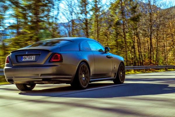 2015 SPOFEC Rolls-Royce Wraith