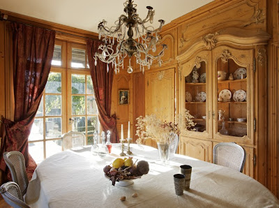 french wood interiors