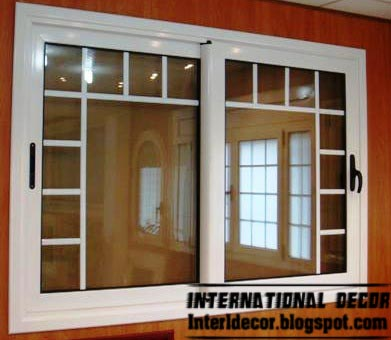 New aluminum windows frames systems interior designs for Window frame designs house design