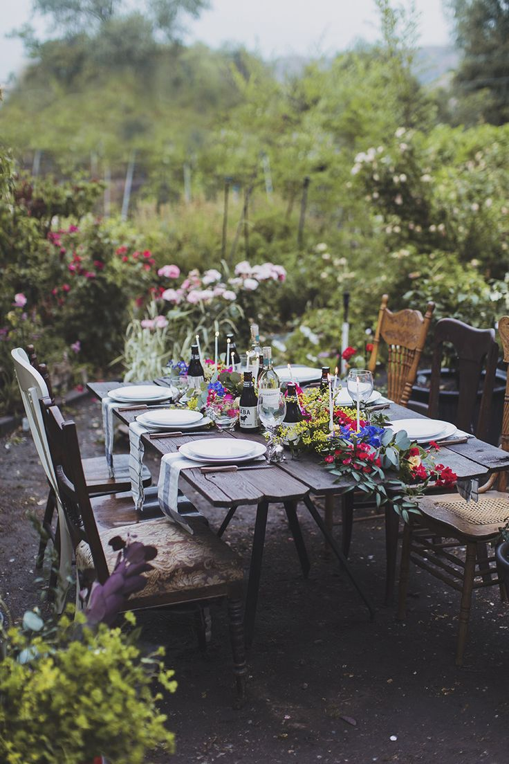 terraco jardins brunch:Espero que gostem e e que se inspirem
