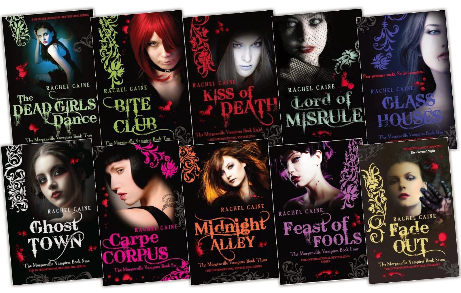 Adult vampire book series sex tube