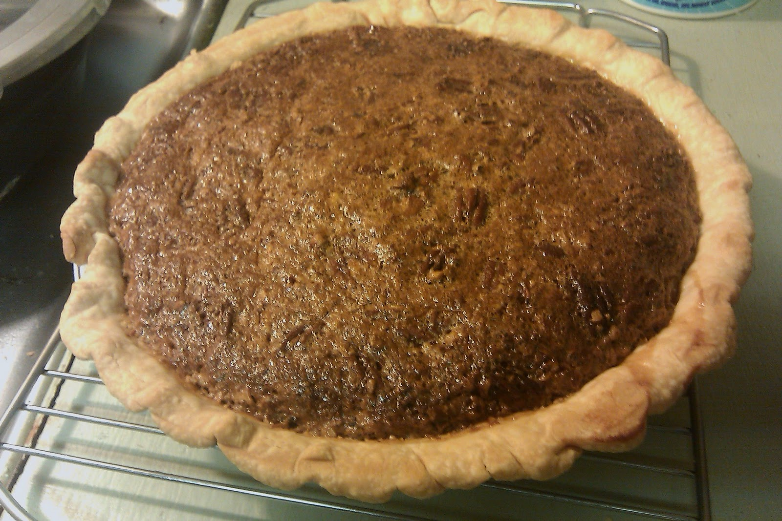 Emeril's Pecan-Chocolate Chip Pie Recipes — Dishmaps
