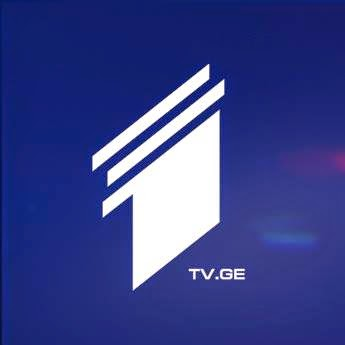 1tv georgia logo