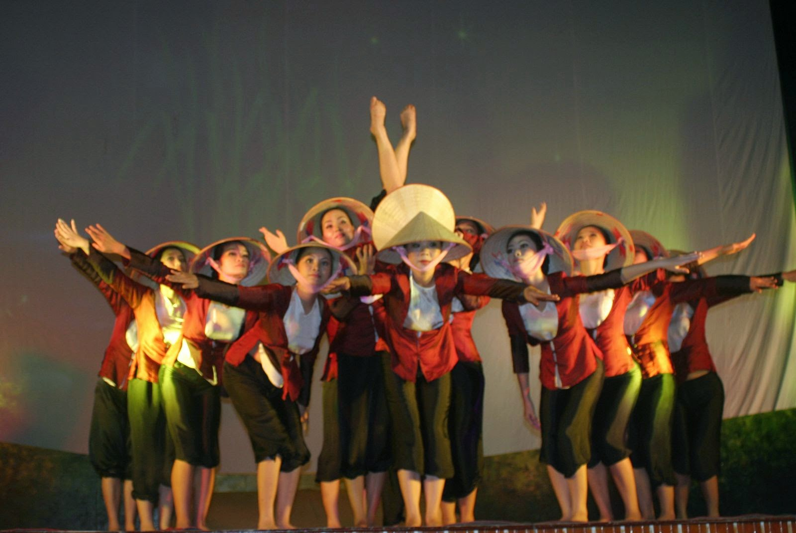 Vi - Giam folk singing - World Culture Heritage in Vietnam