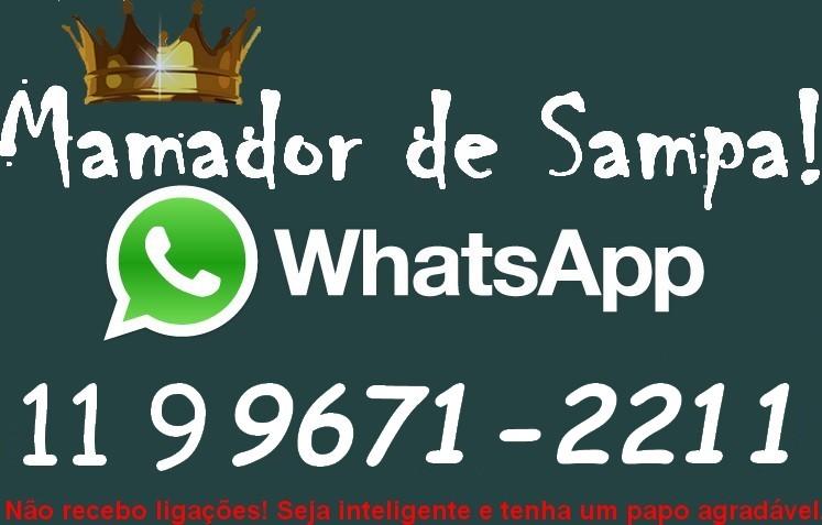 WhatsApp Mamador de Sampa