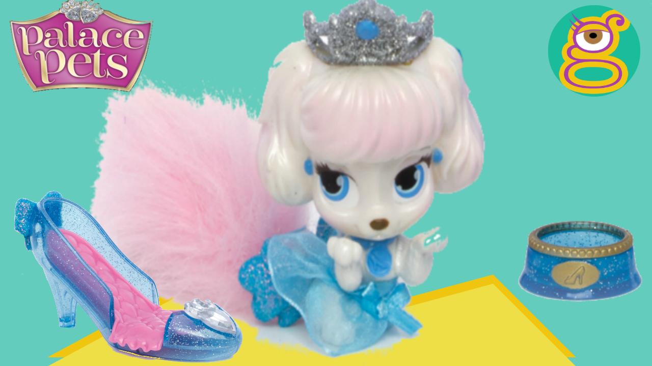 Cenicienta Palace Pets Pumpkin Disney Princess Palace Pets Cinderella toys juguetes de Cenicienta