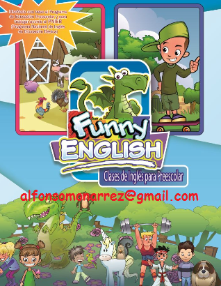 PLANEACIÓN EN INGLÉS PREESCOLAR