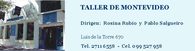 TALLER DE MONTEVIDEO