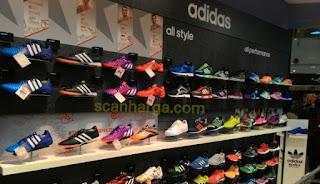 Harga Sepatu Adidas Terbaru Bulan Ini