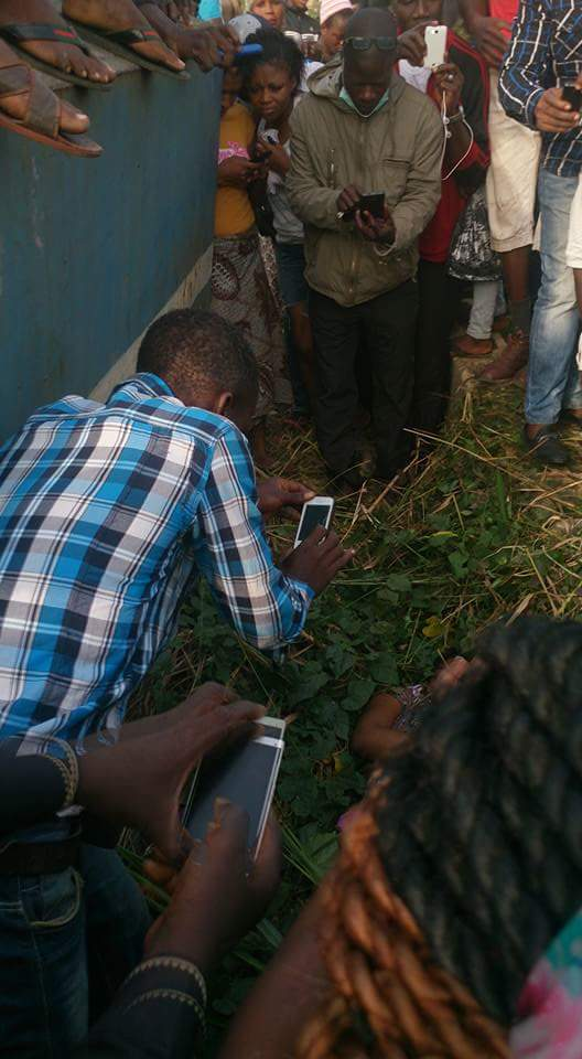 Photos: Headless Corpse Of Woman Beheaded By Ritualists