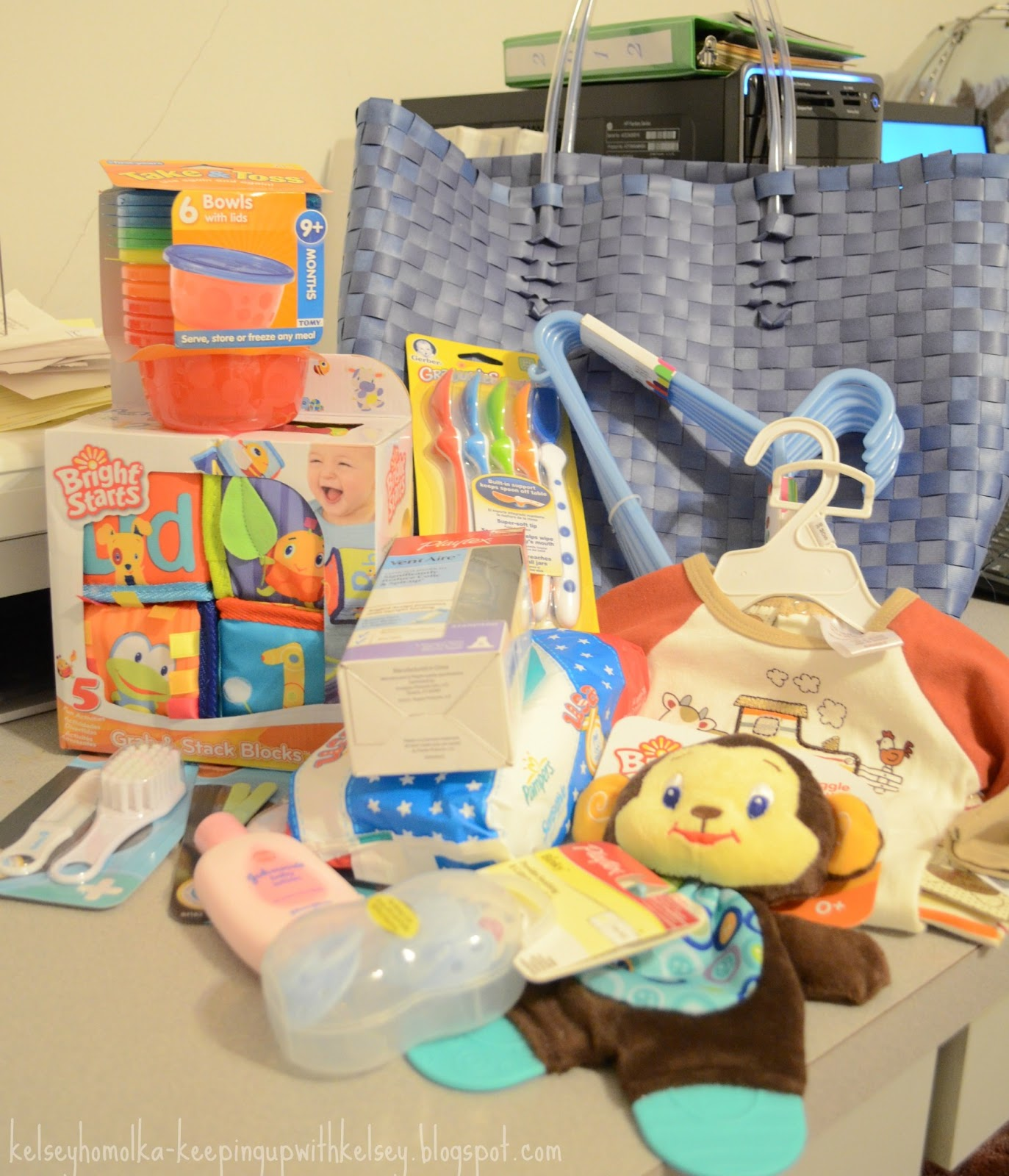 Keeping Up With Kelsey: Baby Shower Gift