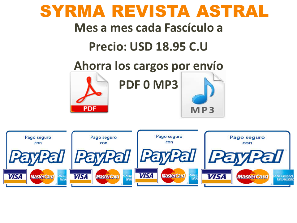 Revista Astral Syrma