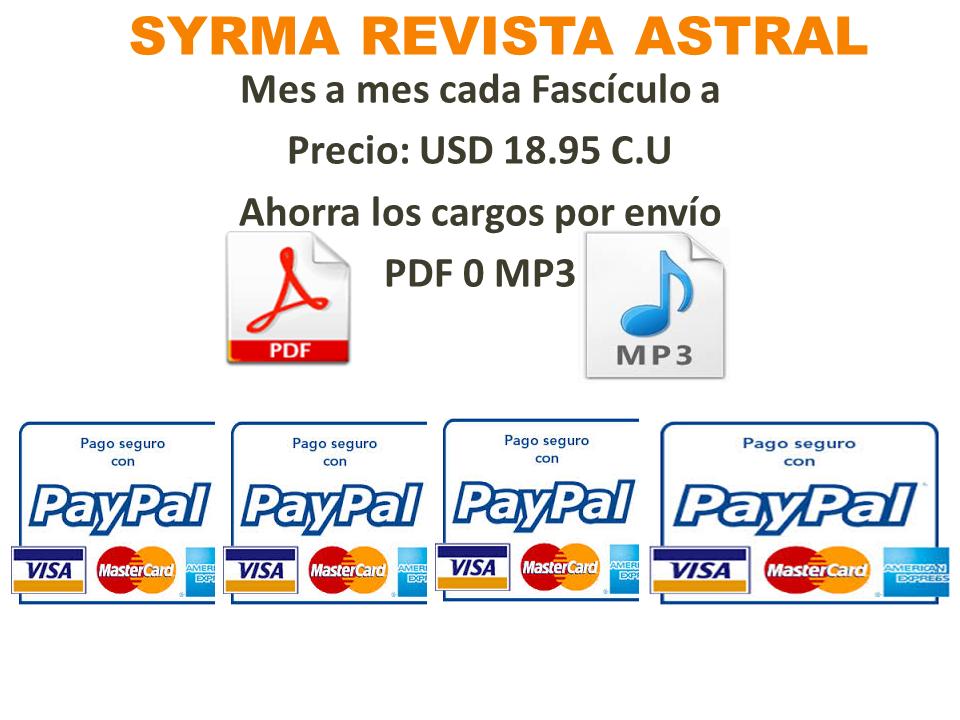 Revista Astral Syrma