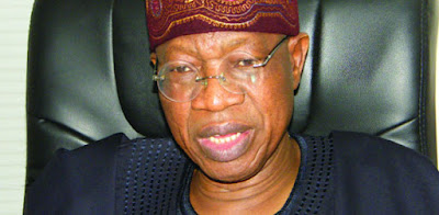 """Buhari never promised to do anything in 100 days"" - Lai Mohammed:"