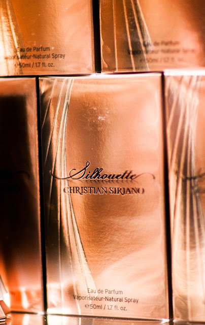 Christian Siriano new fragrance silhouette