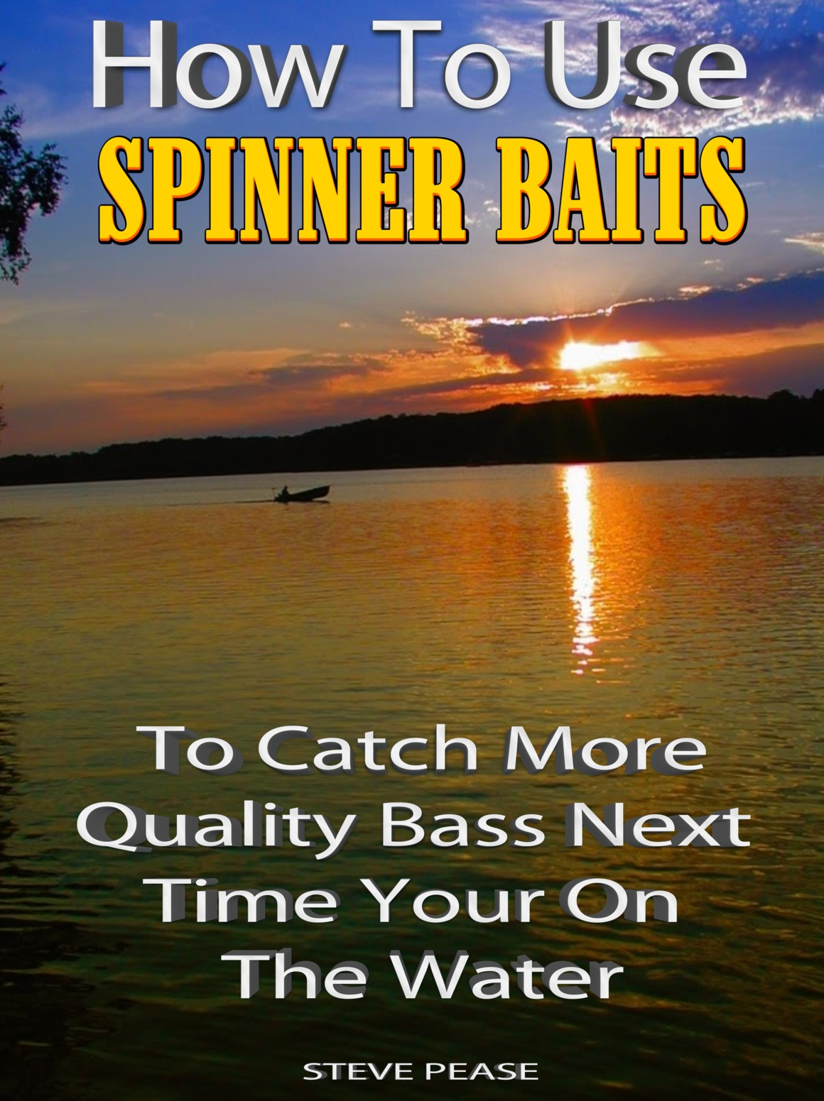 Fishing spinnerbaits
