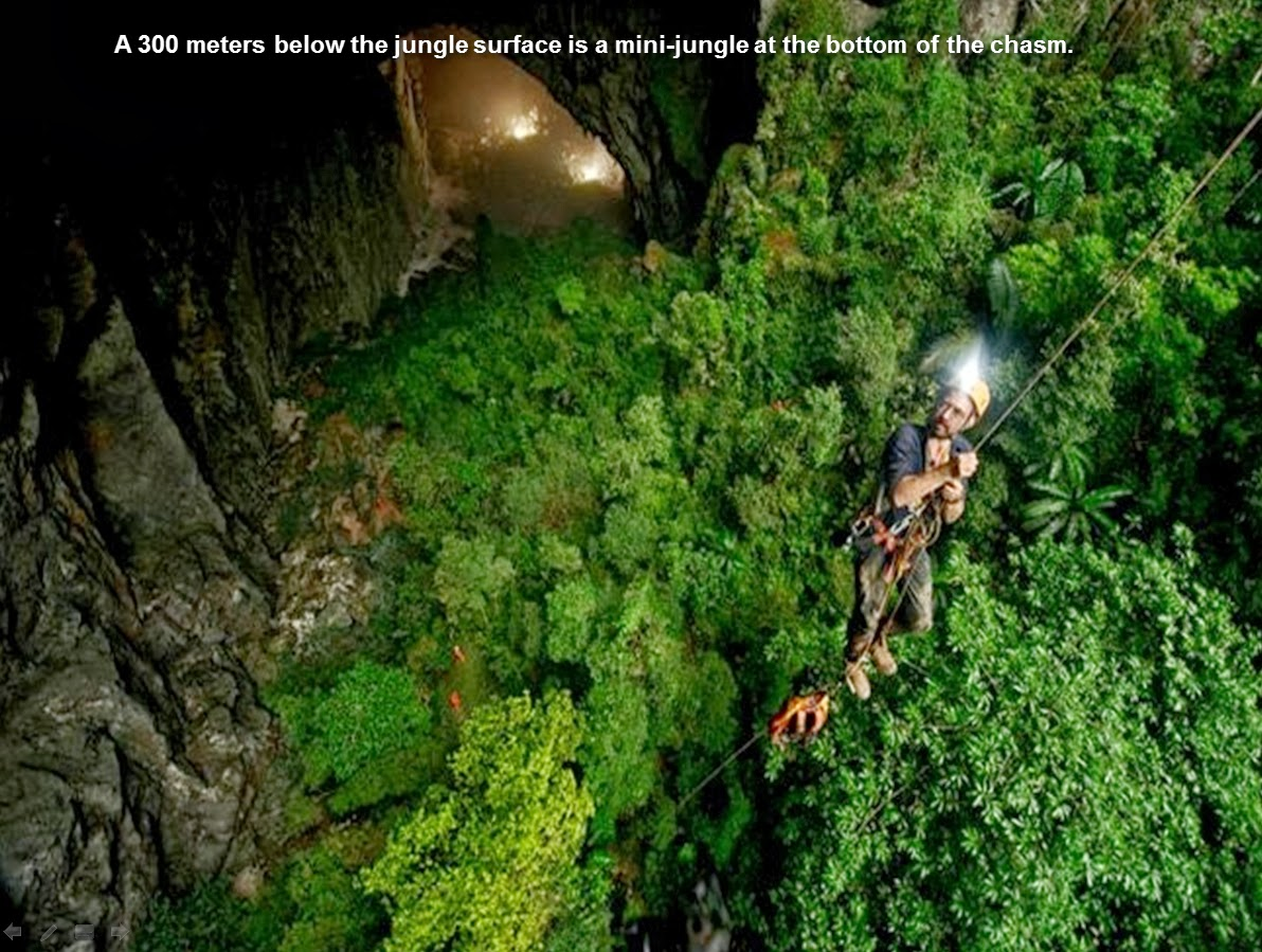 how to get to son doong cave