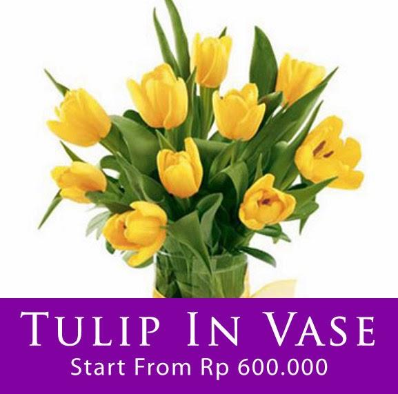bunga tulip elegant
