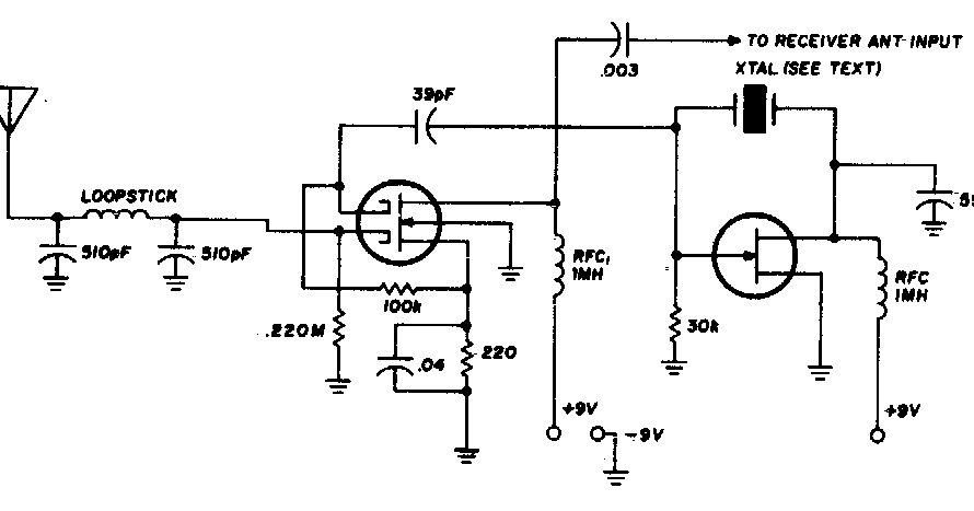 vlf converter circuit diagram
