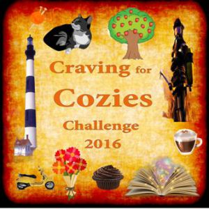 Crazy For Cozies Challenge 2016