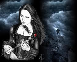 Lettre d'amour triste 1