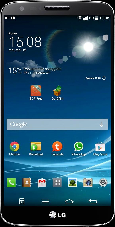 Android puerto rico apr widget del tiempo transparente for Widget tiempo android