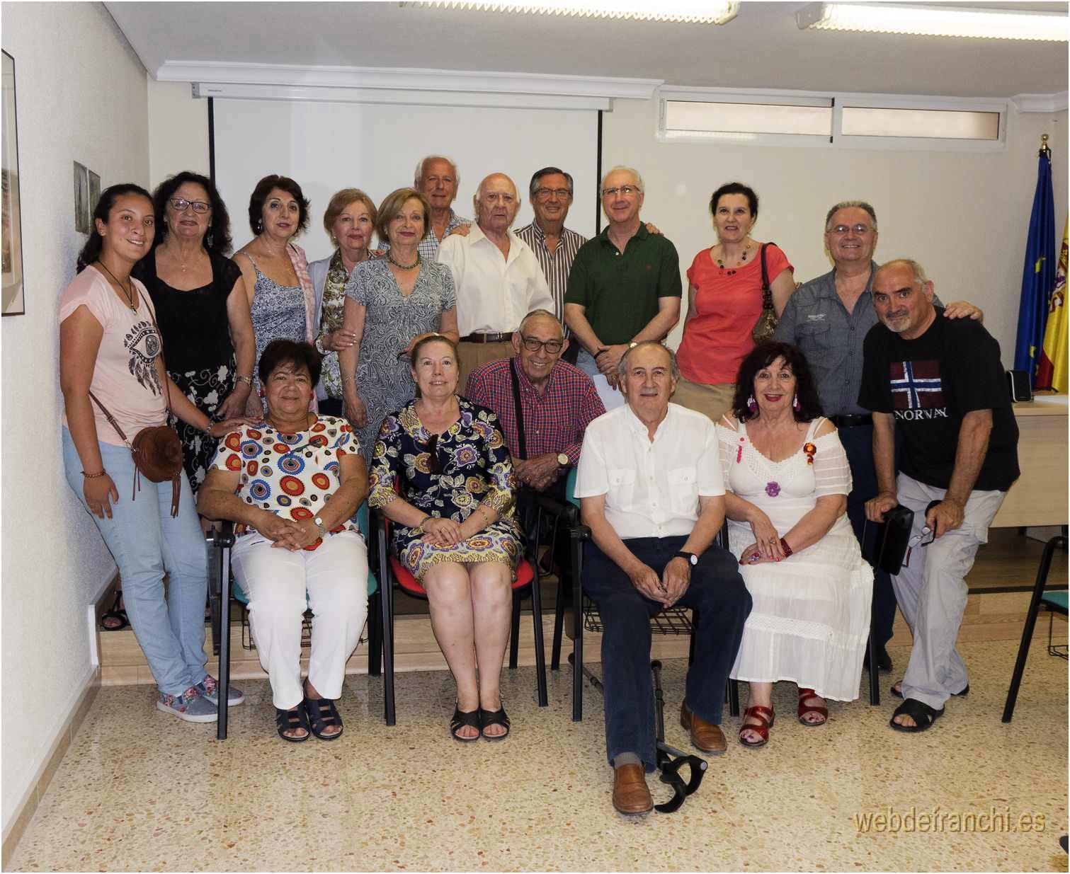Grupo de Posía Espejo de Alicante
