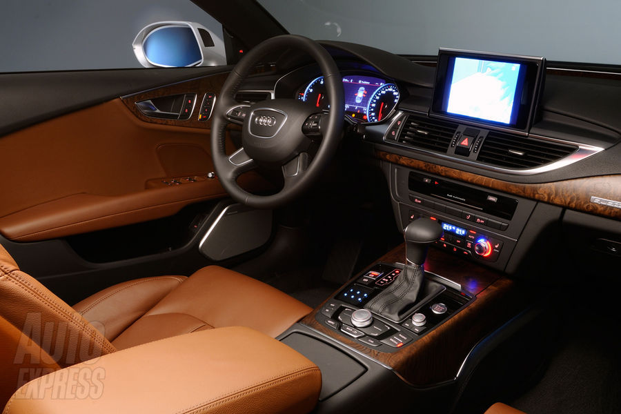 Structured Settlement: audi a7 interior