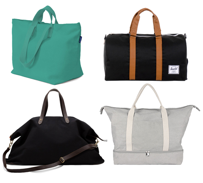 Thanks, I Made It : Shopping List: Canvas Weekend Bags