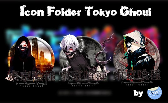 Download Icon Folder Tokyo Ghoul