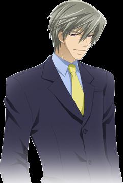 ¿Mangas/anime Yaoi? Usami
