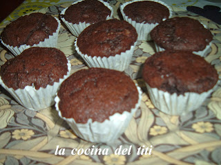 Muffins de Choc...