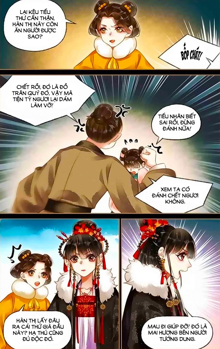 Thần Y Đích Nữ chap 162 - Trang 2