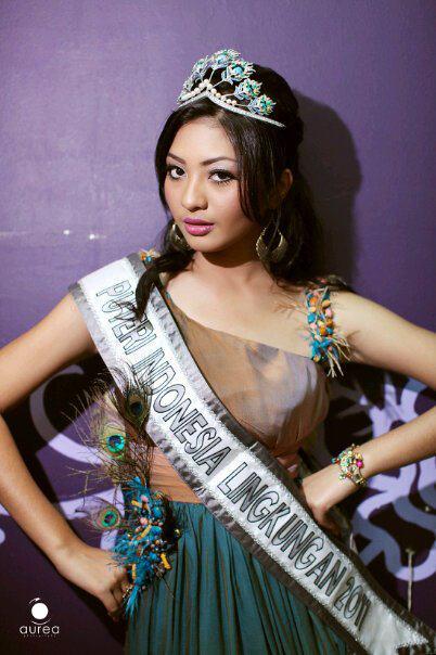 Liza Elly Purnamasari,Puteri Indonesia 2011
