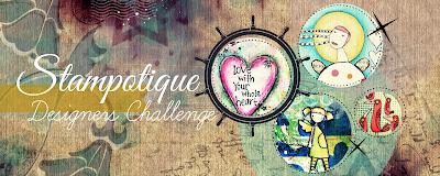 Stampotique Designers Challenge