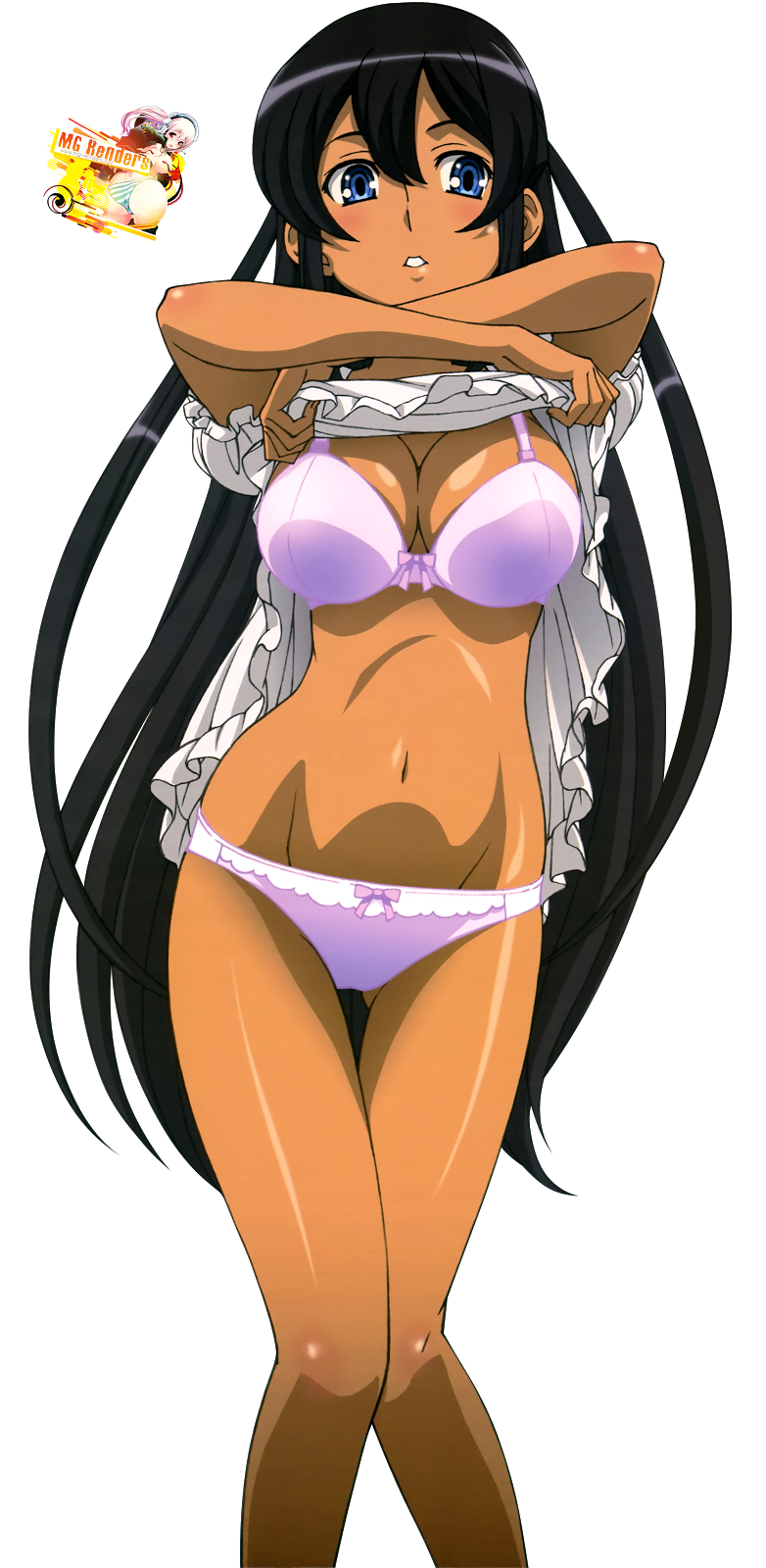 Tags: Anime, Render,  Captain Earth,  Mutou Hana,  PNG, Image, Picture