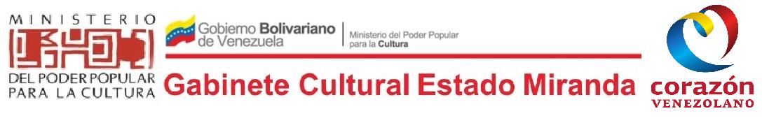 Gabinete Cultural Miranda